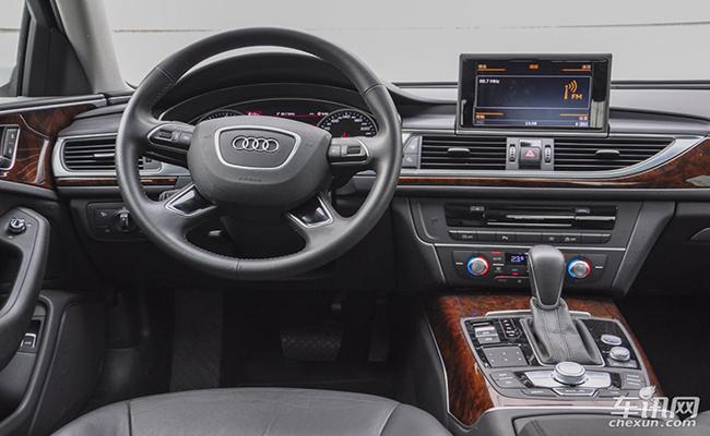 奥迪A6L热销中 优惠高达5.56万 现车销售