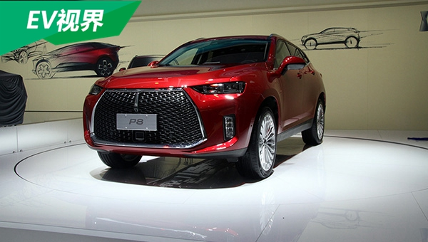 WEY P8预售开启 北京地区市场情况调查