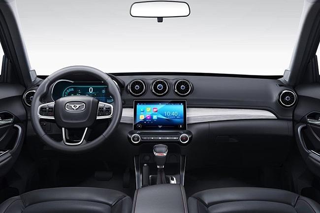 2018款凯翼X3新车官图发布 搭载1.6L发动机