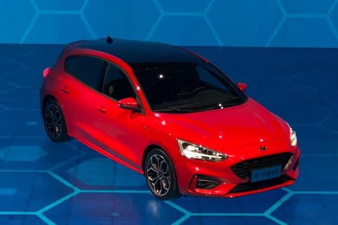新一代福特福克斯全球首发 或今年10月上市