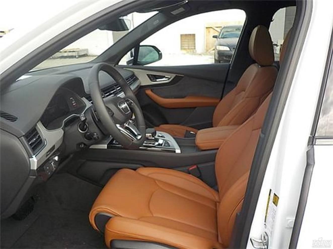 平行进口奥迪Q7售57-96万 现车优惠1-6万