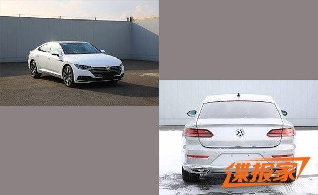 大众将于4月23日发布全新CC/全新概念车
