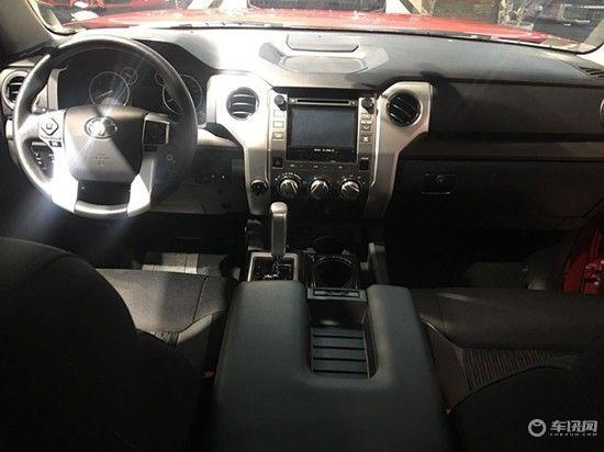 18款丰田坦途天津港最低价格 有现车在售