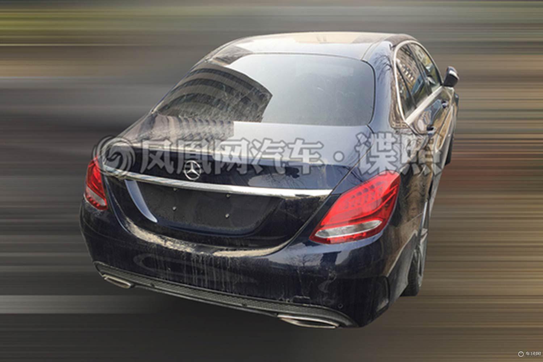 梅赛德斯-奔驰新C级手动车型 或明年上市