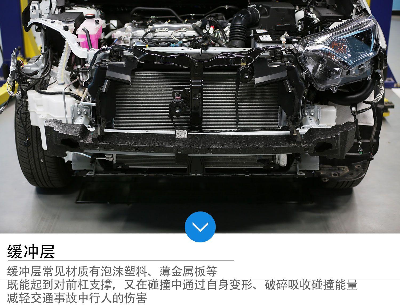 丰田GOA车身解密 荣放拆解报告