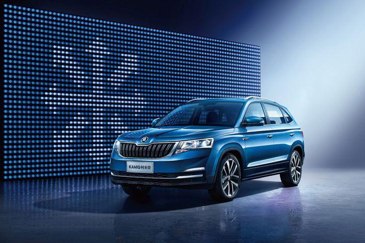 上汽斯柯达5月销量增26% SUV销量占比提升快