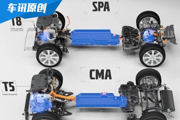 领克将推中大型SUV车型 共享沃尔沃SPA平台