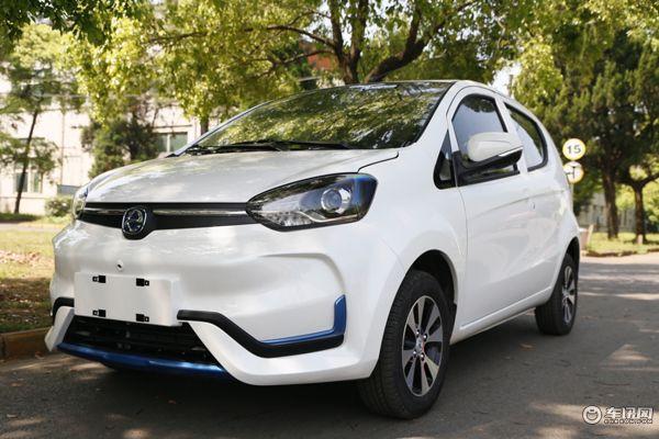 郑州车市 正文       近日,江铃集团新能源-易至汽车官方发布了一组