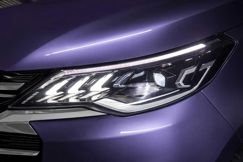 价格由你来定 上汽大通全新MPV-G50发布