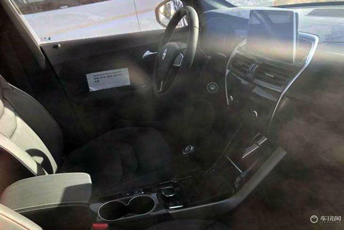 宝沃BX3将于11月正式首发 定位小型SUV车型