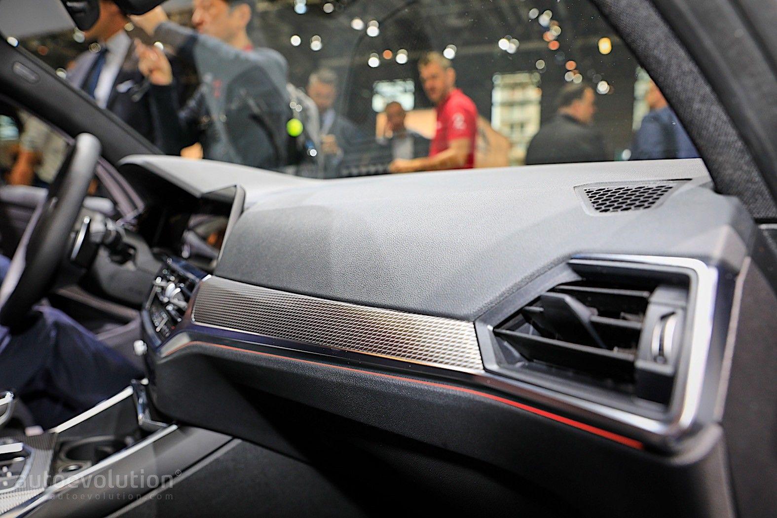 重磅来袭 全新一代宝马3系巴黎车展首发