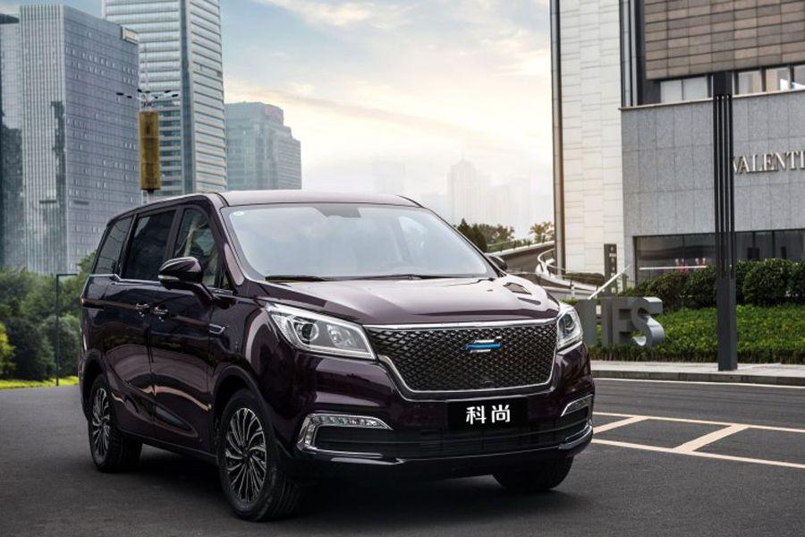 定位中高端MPV 欧尚COSMOS广州车展首发