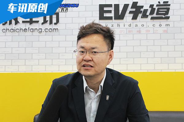 拓展新零售渠道 专访一汽奔腾王小林