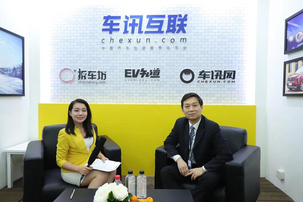 专访广百集团广汽三菱广州百菱总经理王建宇先生