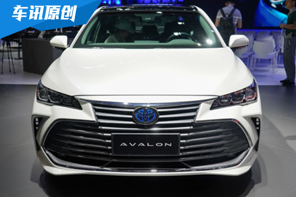 TNGA全球旗舰亚洲龙广州车展首现中国