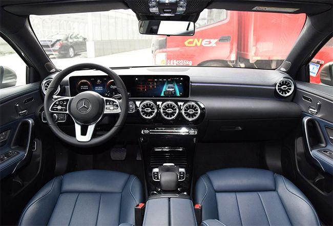 奔驰A级最高可现金优惠1.5万元 现车在售中