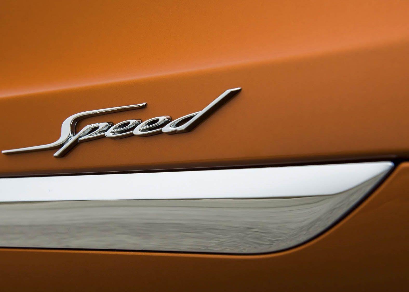宾利添越Speed官图发布 百公里加速3.9秒