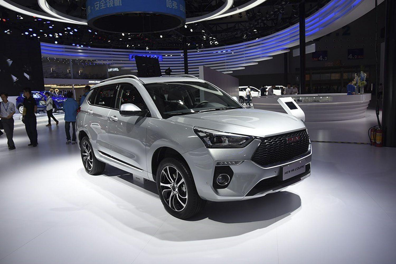 新款哈弗H6 Coupe上市销售 指导价9.60万起