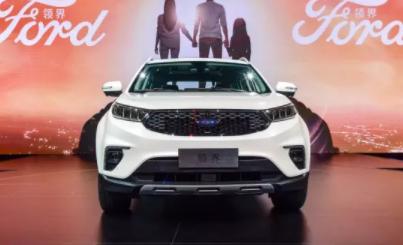 福特领界质量 在中十万级SUV中为优质之选