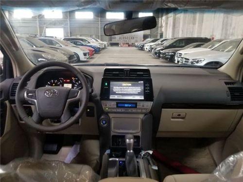 2019款丰田普拉多4000 霸道4.0配置价格