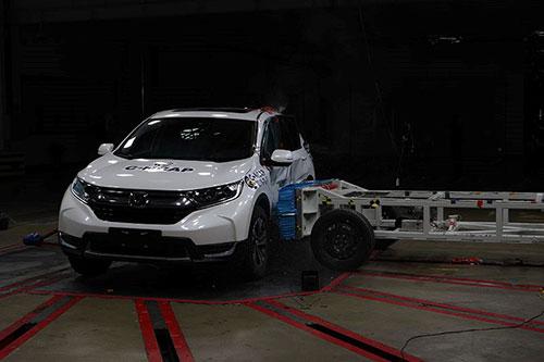 """东风Honda CR-V斩获""""2019年度安全车"""""""