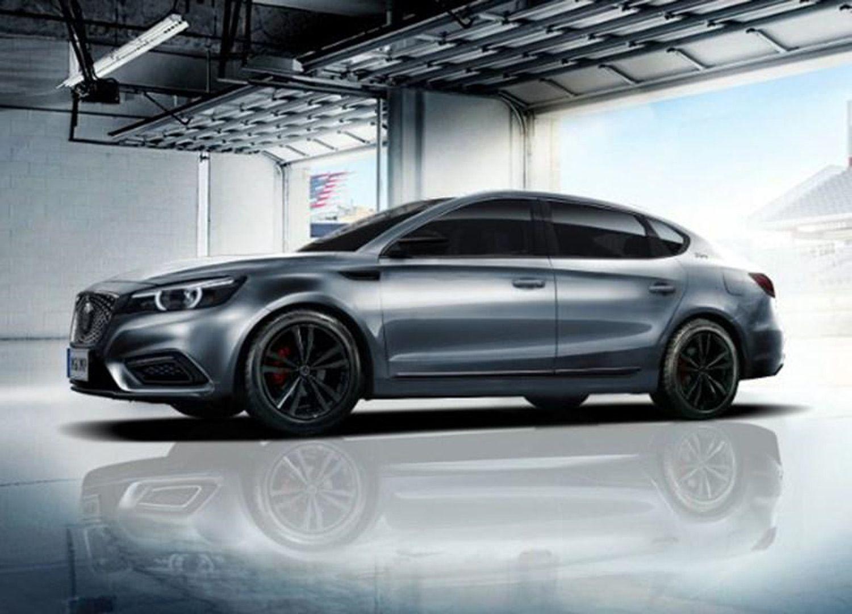 运动气息浓厚 新款名爵6将于上海车展上市