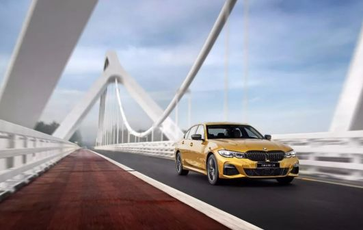 全新BMW 3系国产车型即将亮相2019上海车展