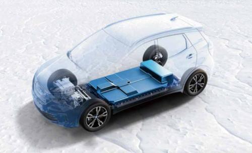 北汽新能源EX3重磅上市 全新产品体系发布