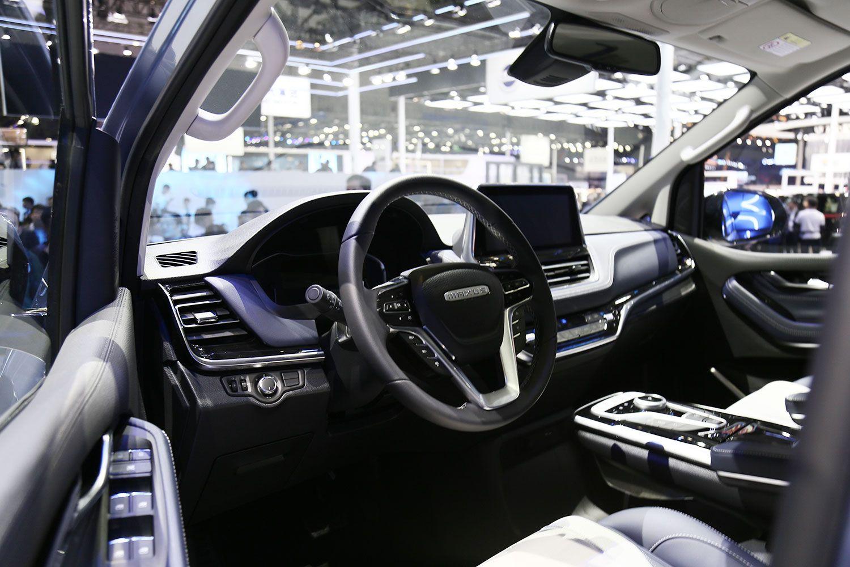 2019上海车展:上汽大通 G20售价18万