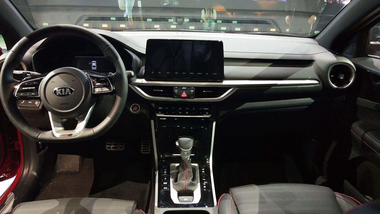 2019上海车展:起亚全新K3首发 5月上市