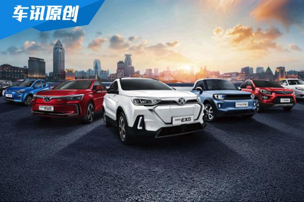 北汽新能源助力北京世园会 赋能智能环保