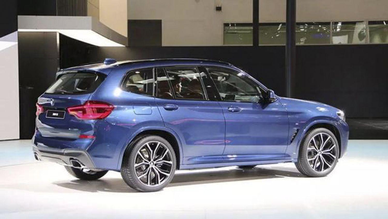 2019款宝马X3推出6款车型 38.98-56.58万元