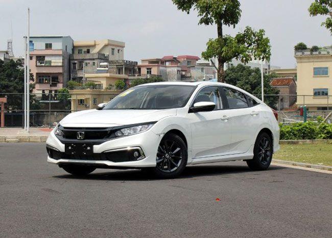 哈尔滨本田思域售价11.99万元起 现车销售