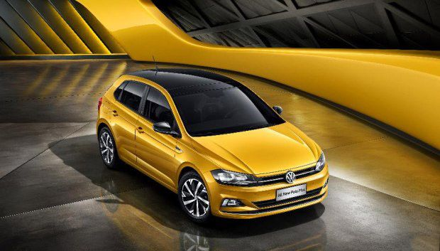 于6月18日上市 全新大眾Polo車身尺寸提升