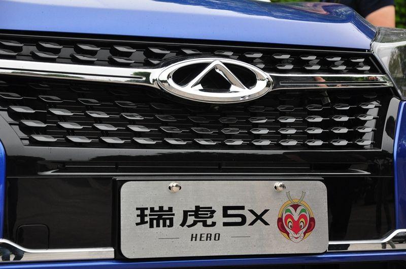 齐天大圣来了 5.99万元起 瑞虎5x HERO上市