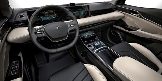 合众汽车打造PIVOT智能座舱系统