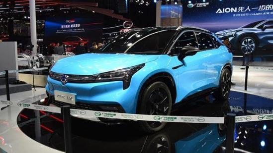 路咖啡和汽车39秒破100 /电池寿命650km SUV无需选择特斯拉