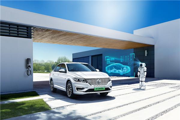 售14.89万元 上汽大众朗逸纯电今日上市