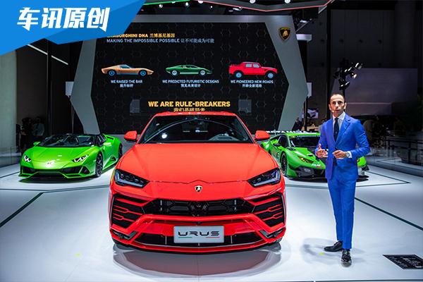 兰博基尼Huracán GT3 EVO戴通?#21830;?#21035;版首秀中国