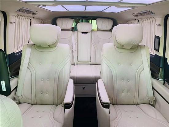 迈巴赫VS680房车什么样 好多钱 奔驰V260为