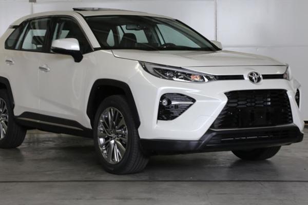 定名威蘭達?廣汽豐田全新中型SUV完成申報