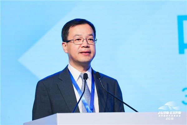 中国机械国际合作股份有限公司原董事长张福生