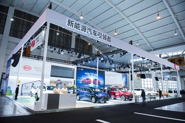 向新而行 强大中国车 比亚迪携全阵容强势登陆昆明国际车展