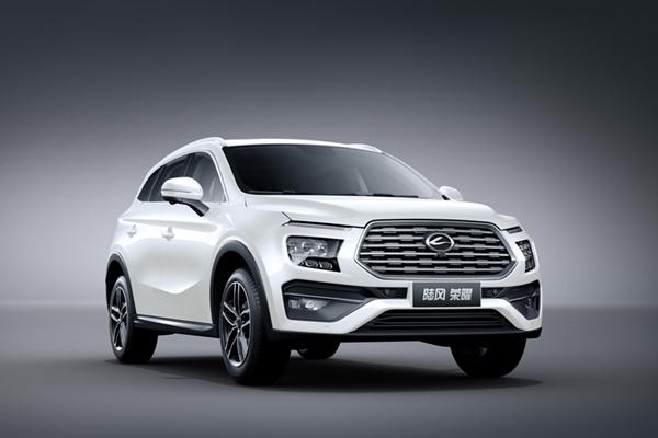 陸風緊湊級SUV榮曜自動擋預售8.28萬-10.38萬