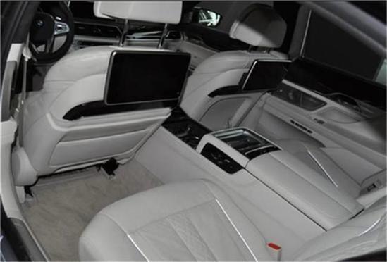 19款最新珍马760出产色M版 即兴车佰万投减价壹览