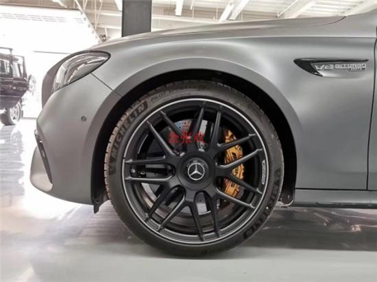 新车中期改款2019款奔跑AMG E63s 全新披甲归来登场