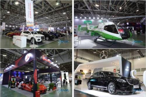 2019中国汽车流通行业年会 万高以专业技术自立