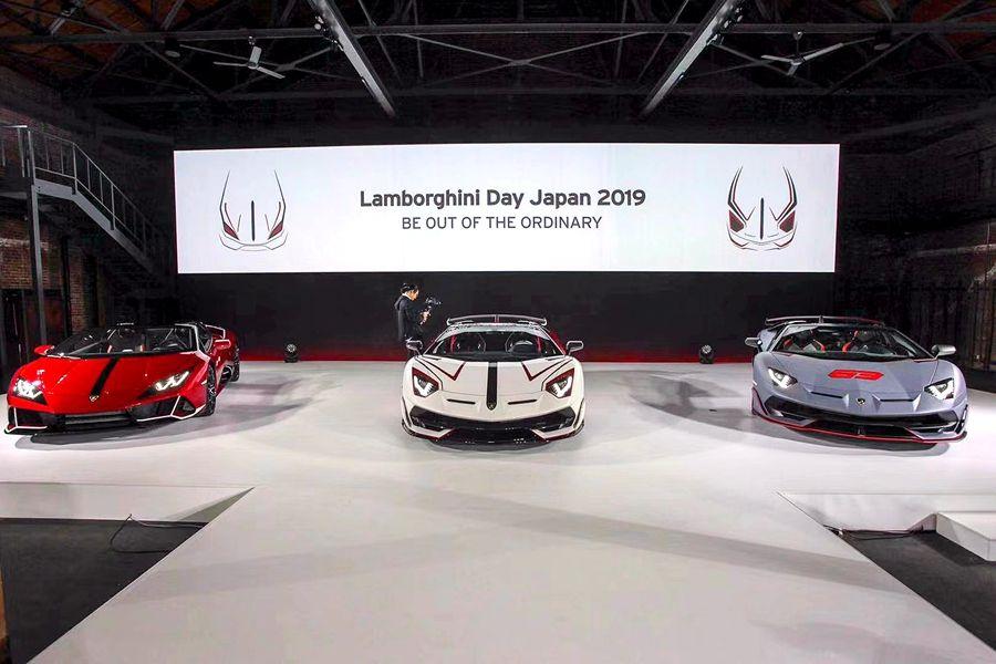 与Ad Personam合作 3款兰博基尼日本市场专属车型亮相