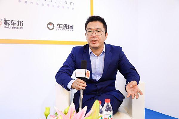 专访广汽新能源第一体验中心总经理朱展应