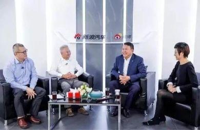 徐和誼:北汽集團的主動轉型快轉型戰略